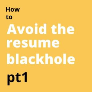 How to avoid the resume blackhole2