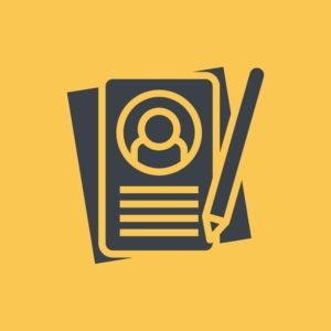 CV Template on Basic Bundle
