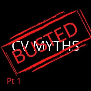 CV Myths Busted Pt1 - ATS