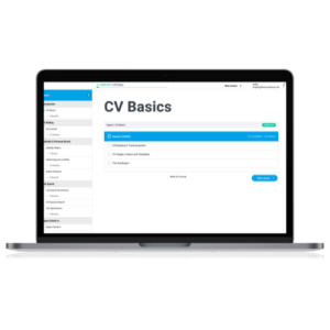 Expert CV Basics modules