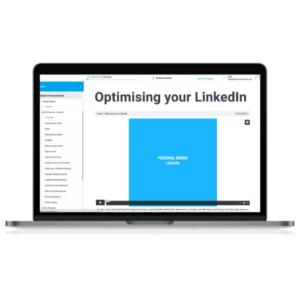 Expert Optimising your LinkedIn modules